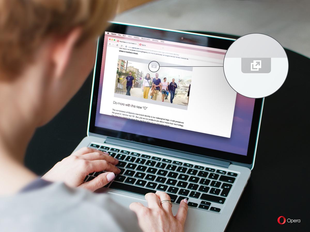 imagen: feed de notícias personalizado, vídeo pop out