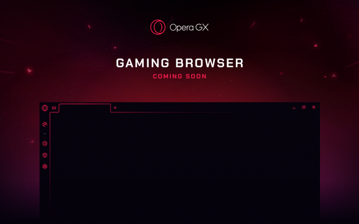 Opera GX is Opera's first gaming browser.