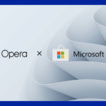 Opera now available in Microsoft Store on Windows