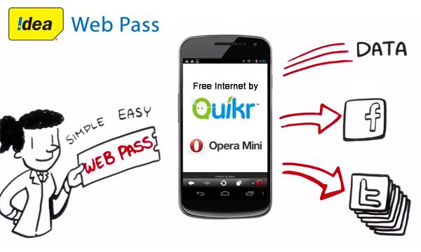 Opera Idea Quikr WebPass