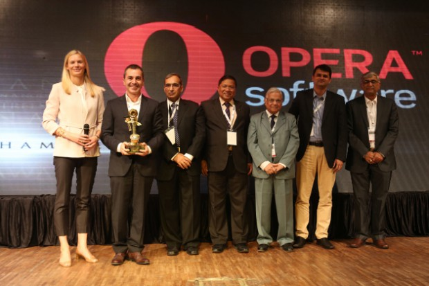 Opera Coast won best app for consumers at Aegis Graham Bell Award - India's leading tech award
