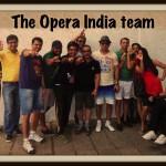 Opera India team
