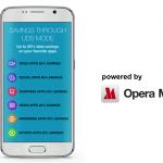 Opera Max brings data saving to Samsung Galaxy J2