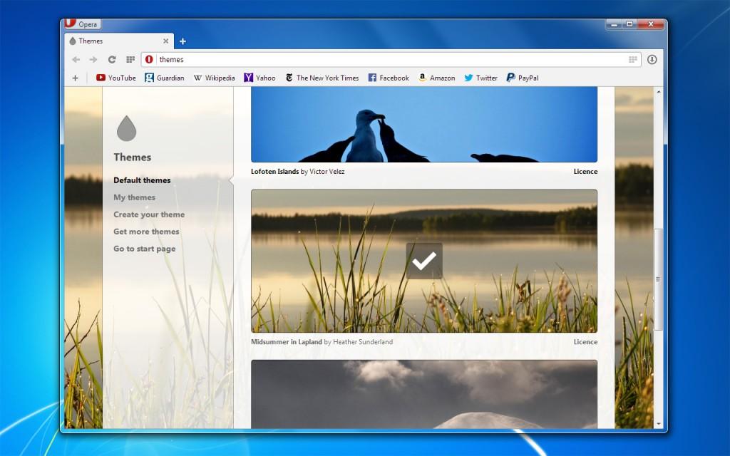 Desktop 22 themes