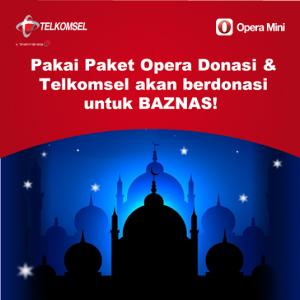 Paket Opera Donasi