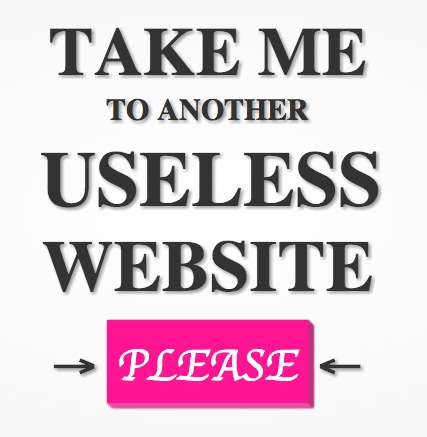 Useless Websites