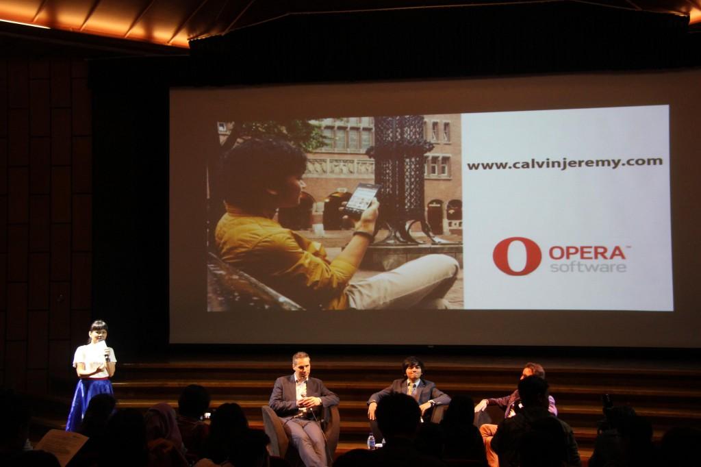 Talkshow dengan Huib Kleinhout - Head of Opera Coast, Calvin Jeremy & Perwakilan dari Kedutaan Besar Belanda