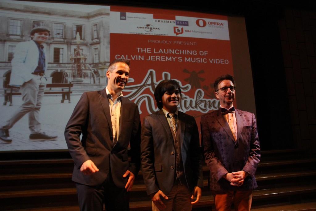 Kolaborasi dengan Opera Software, Calvin Jeremy & Kedutaan Besar Belanda