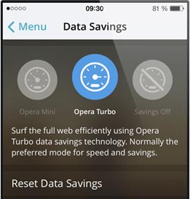 3 data compression modes