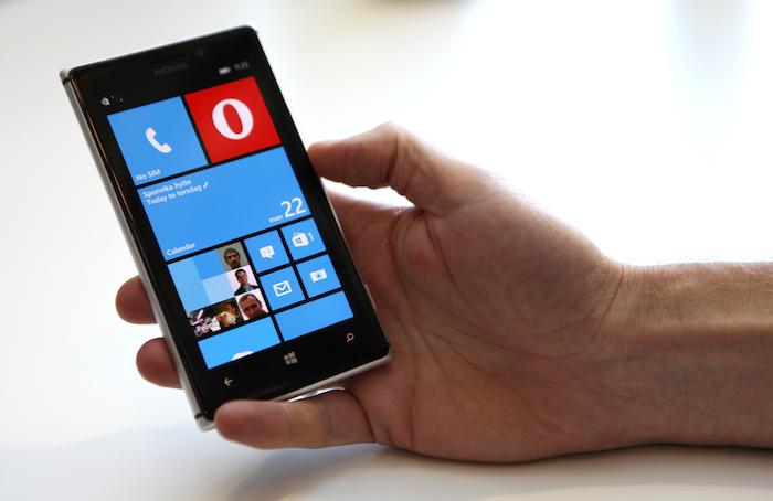 Opera Mini beta for Windows Phone