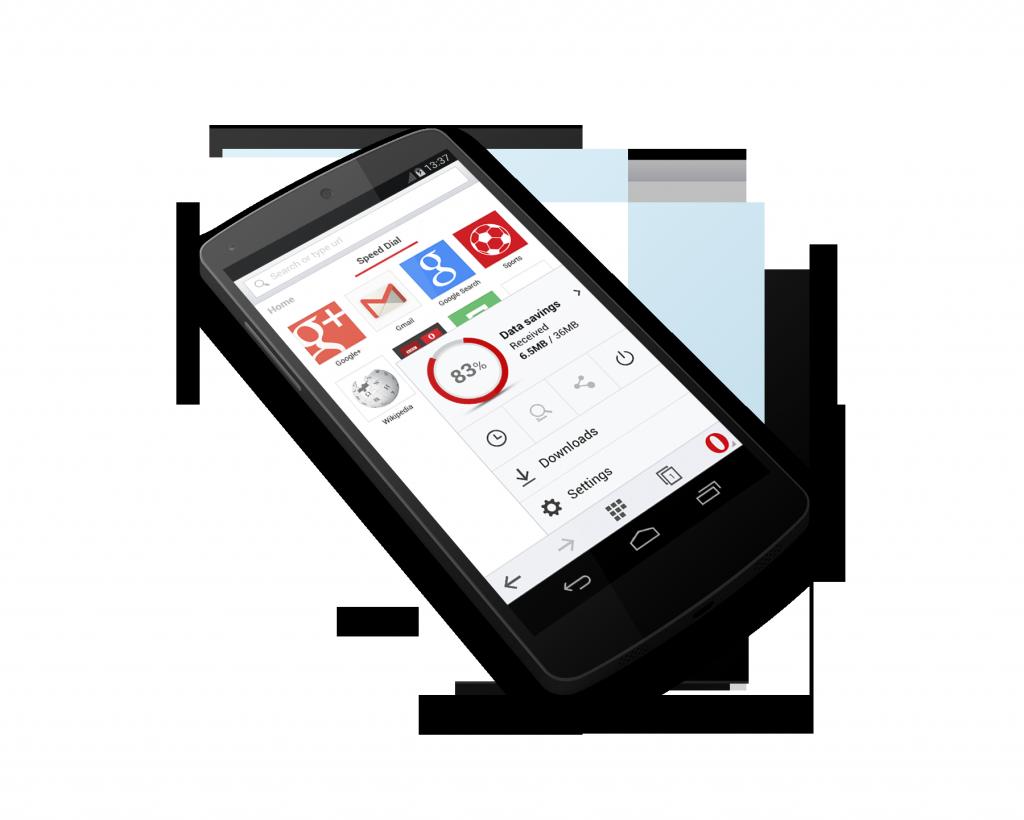 Opera Mini for Android beta
