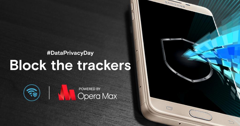 block trackers opera max