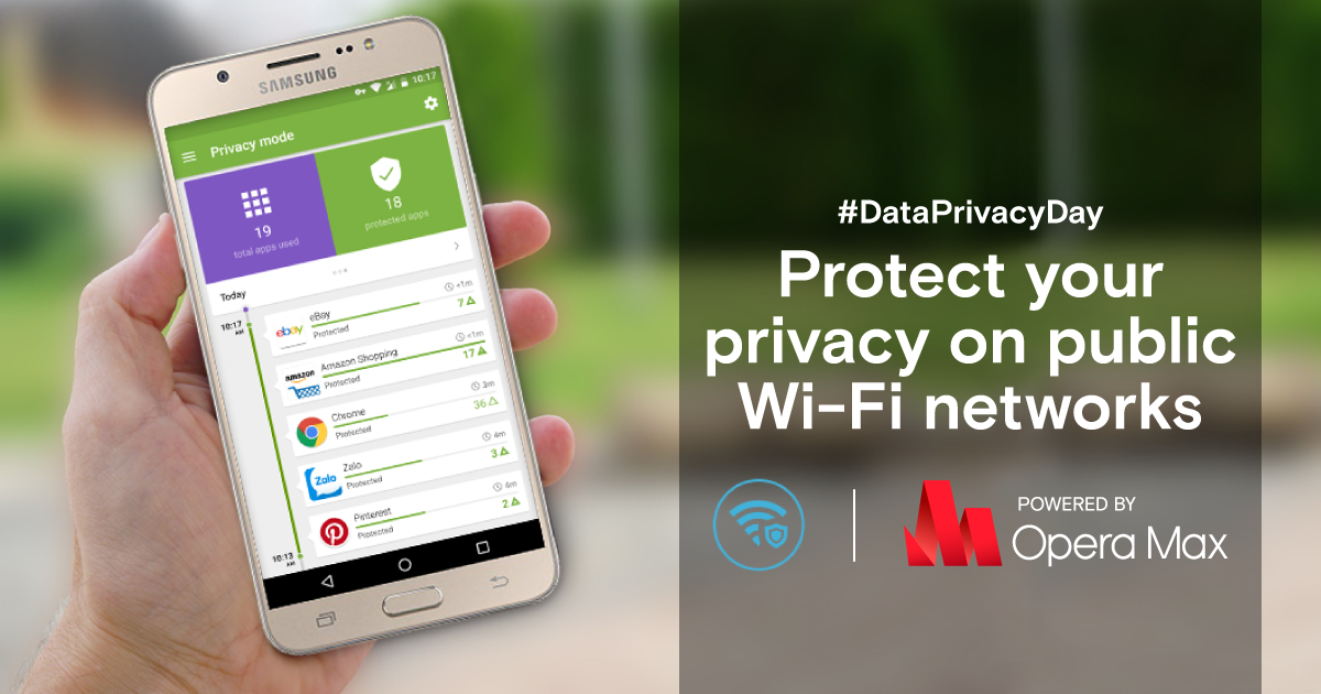 privacy mode_secure wifi