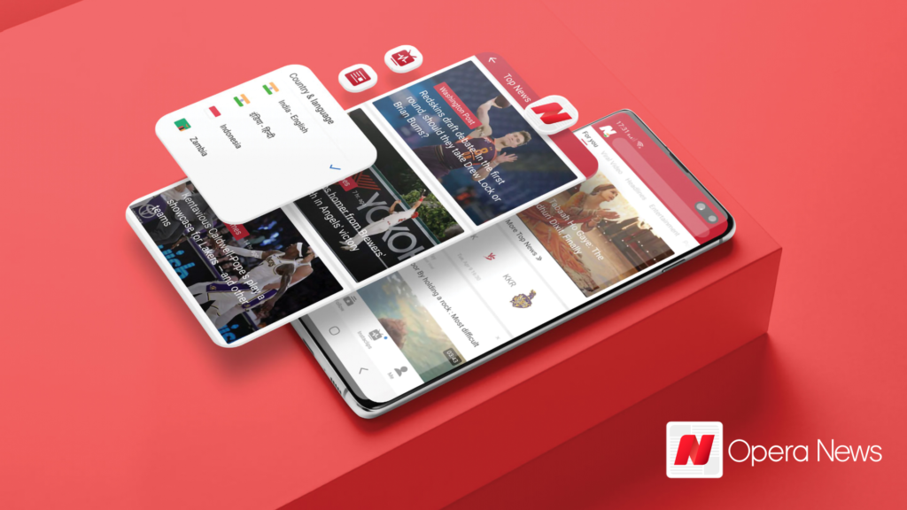 Opera News is the most popular news app in the world