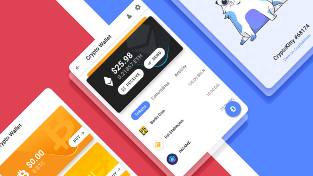 Opera Crypto Wallet with easiest wallet top ups