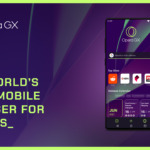 Opera GX Mobile World's first mobile browser for gamers
