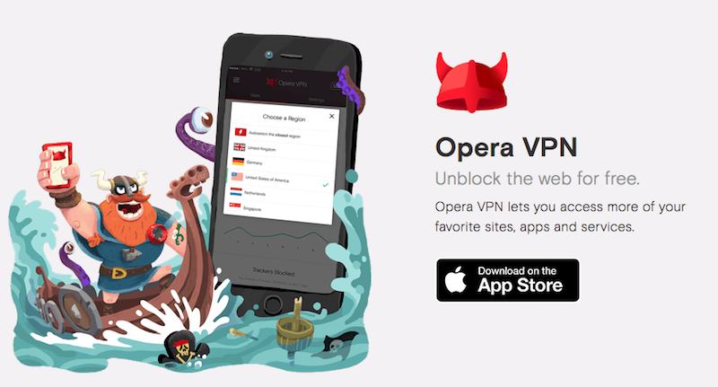 Thumbnail for '免費 iOS專用Opera VPN app安裝教學'