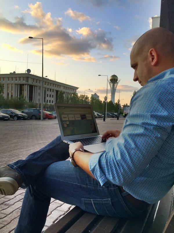 Интервью с Артемом Зиновьевым, Opera Software
