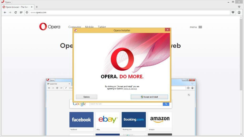 Скачать opera next на компьютер