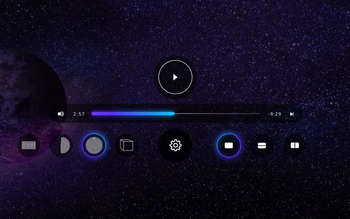 способ просмотра онлайн VR-видео