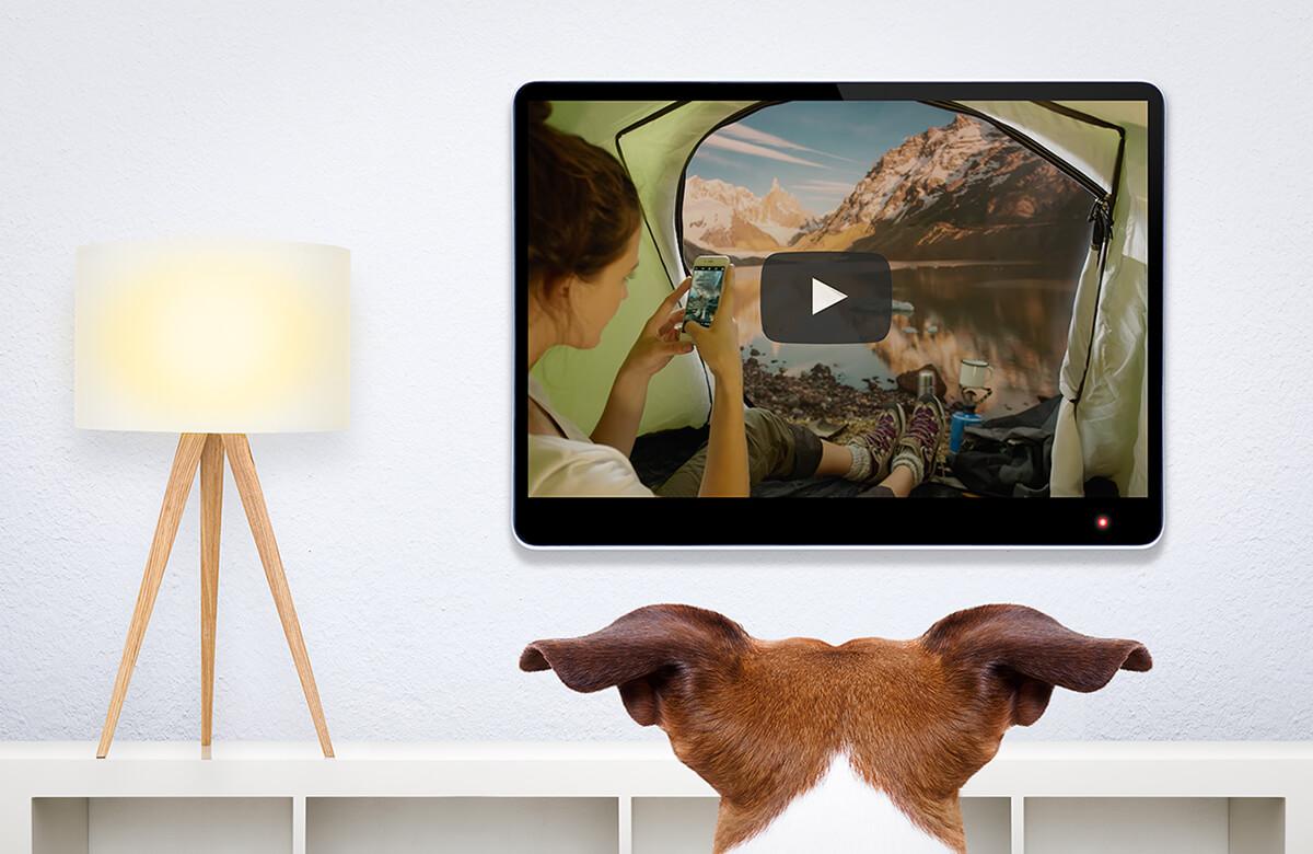 Chromecast einrichten im Opera Browser