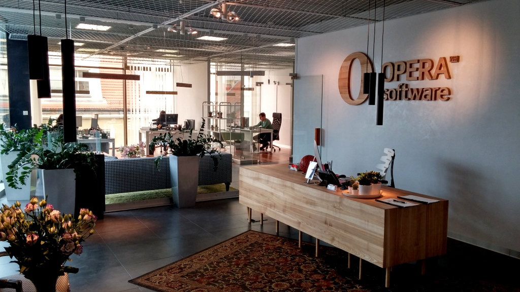 Opera Wroclaw office