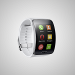 Opera Mini browser on Samsung Gear S