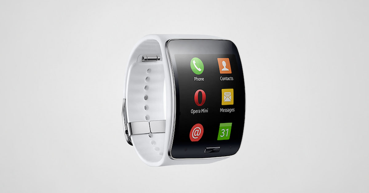 Mobile World Congress: the Samsung Gear 2 takes functionality to another level. Its first full browser Opera Mini comes with data-saving technology.
