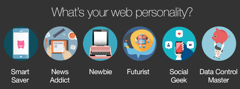 Opera quiz: Find out your web personality