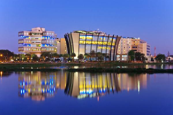Geek Travel Destinations: Bangalore