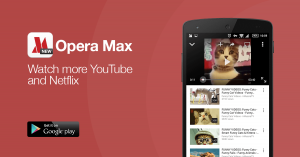 Thumbnail for 'Watch more videos with Opera Max'