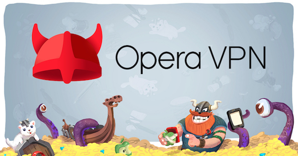 Thumbnail for 'Get more of the internet with the free, Opera VPN app for iOS'