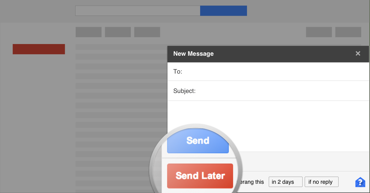 Get Boomerang for Gmail as an Opera extension