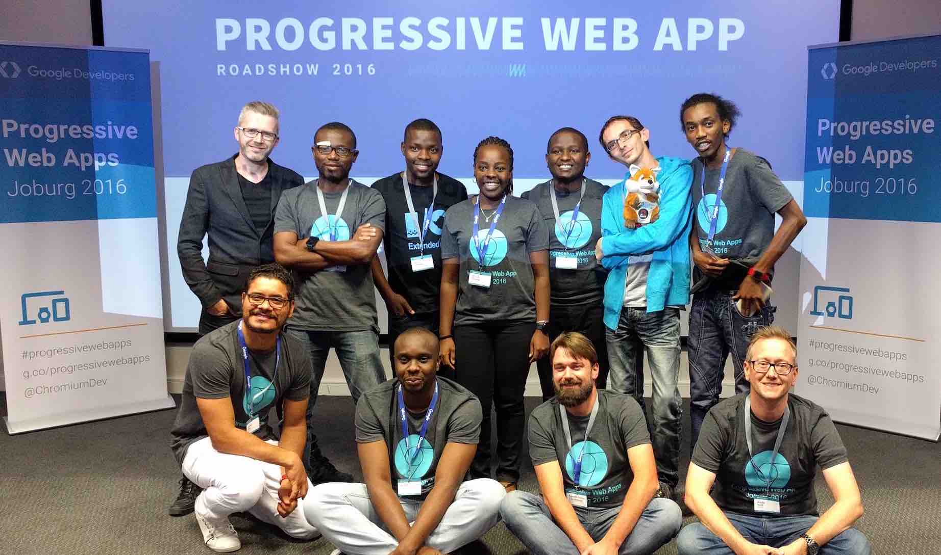Thumbnail for 'How are progressive web apps making the African web better?'