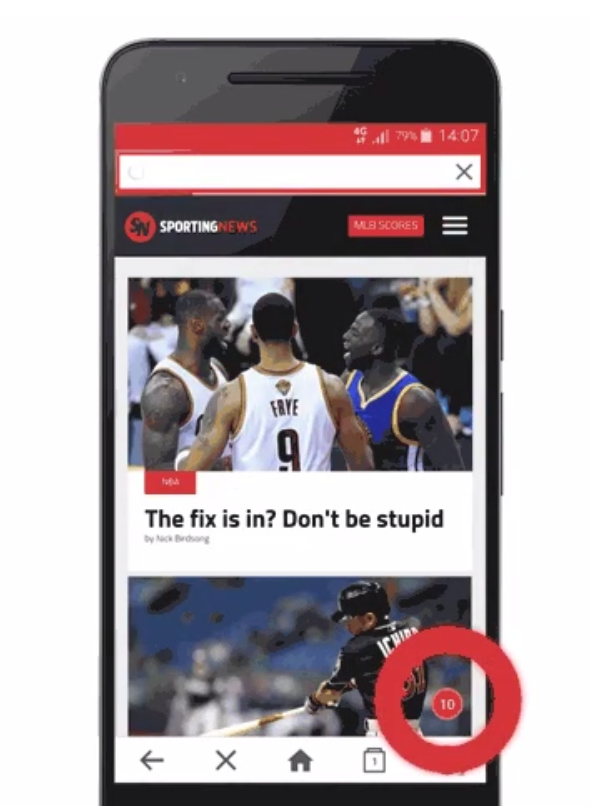 image: remove ads on Android