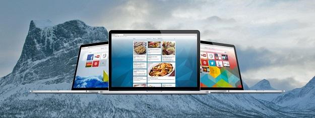 Opera Internet Browser 19