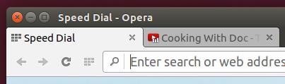 Sound notification on tabs