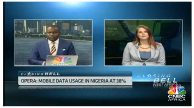What's the future of mobile data in Nigeria?