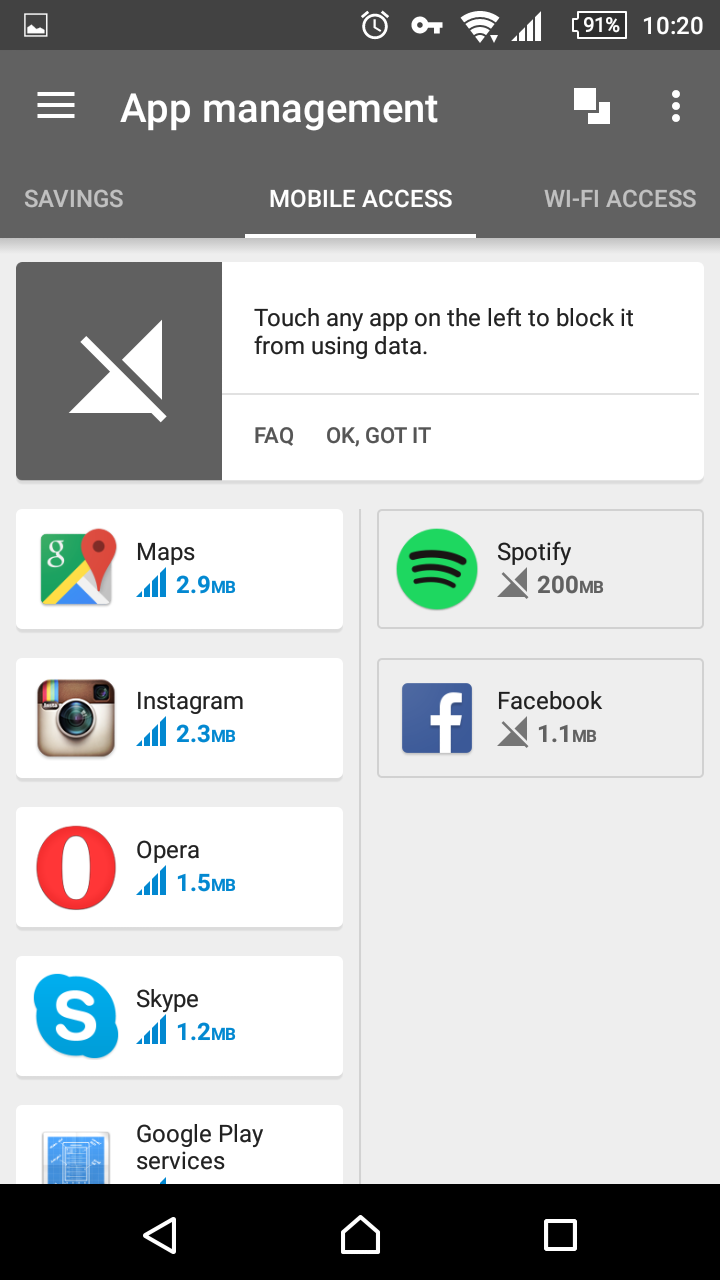 How to get more out of your opera max opera maxsave mobile dataapp manager opera maxsave mobile dataapp manager block apps ccuart Gallery