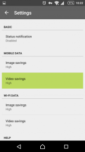 opera max_save mobile data_video savings_ youtube