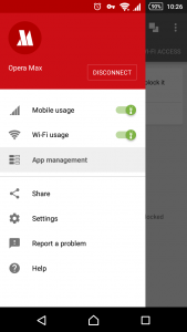 opera max_save mobile data_app manager