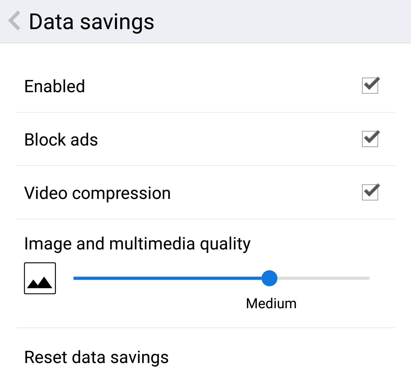Thumbnail for 'Ad blocking and site settings come to Opera for Android beta'
