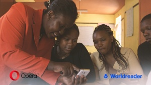 Thumbnail for 'National Women's Day: a closer look at how African women empower themselves through mobile phones'