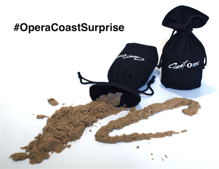 Opera Coast Sand