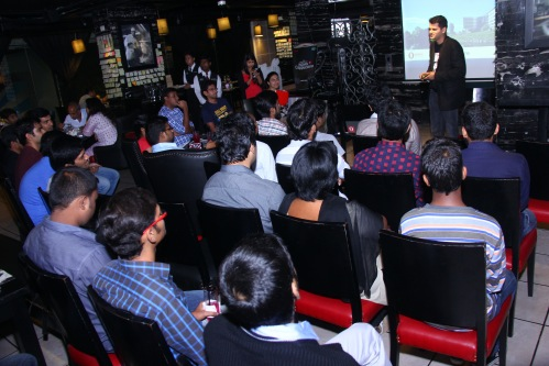 Sunil Kamath, VP - South Asia at Opera kickstarts the #OperaMeetup