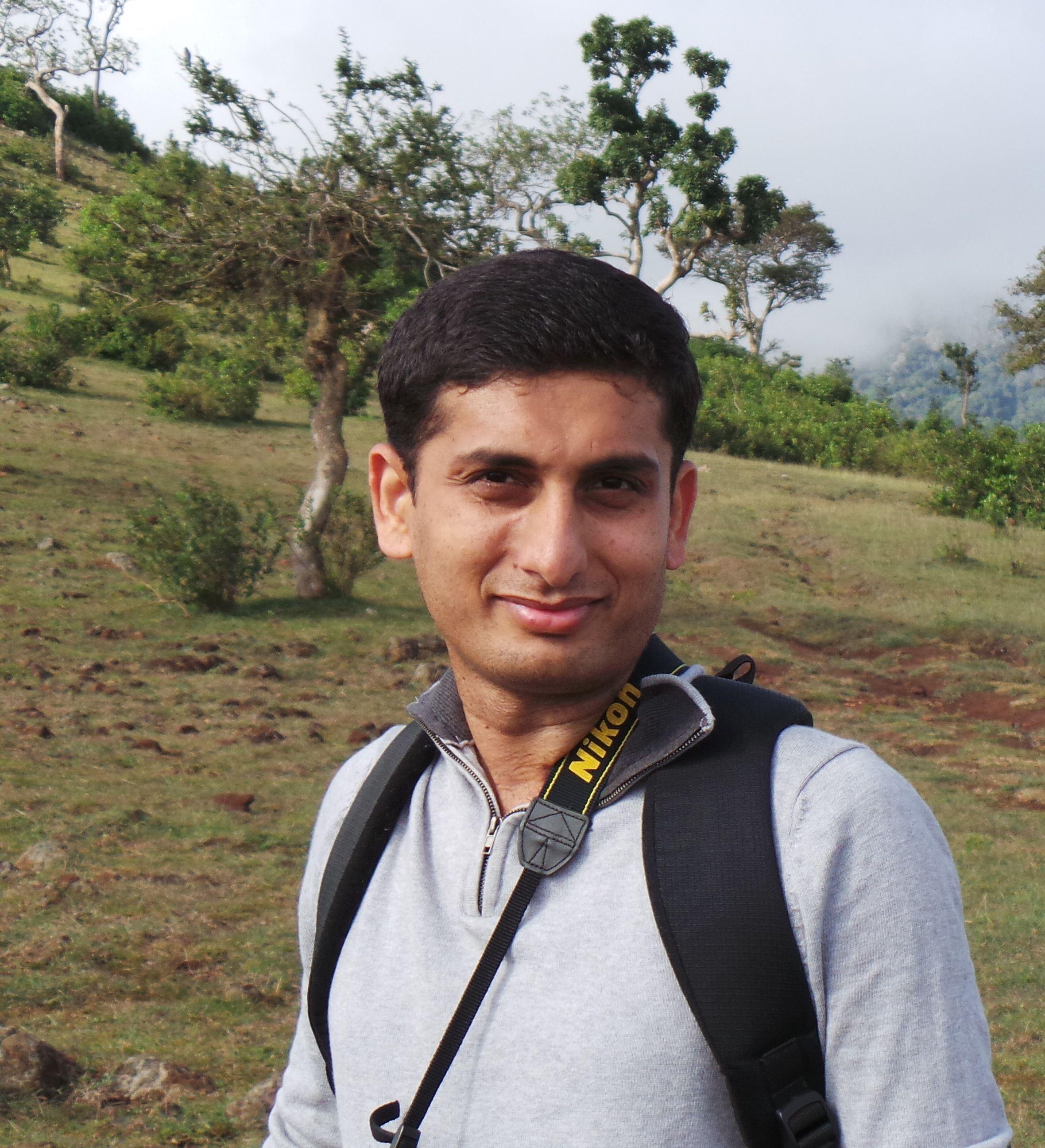Hrishikesh Kulkarni, Founder & CEO, 1Click