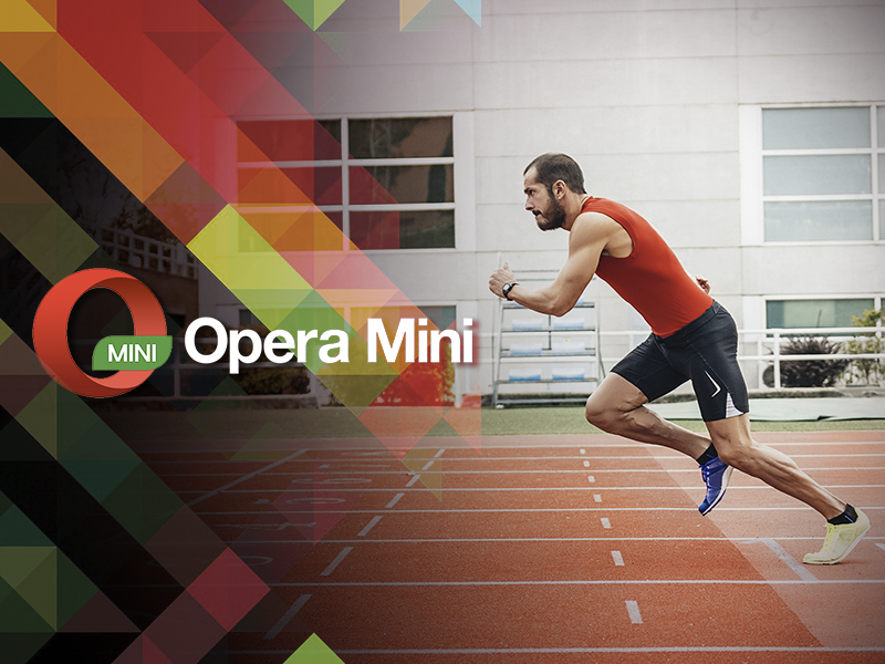 save page for offline with Opera Mini