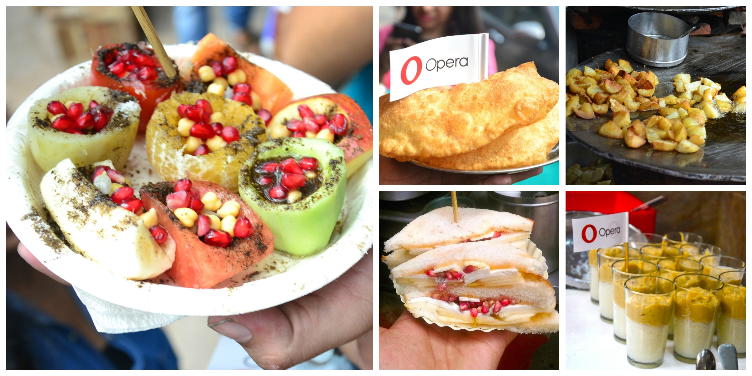 Thumbnail for 'Food bloggers say cheers to Opera Max at #OperaFoodWalk'