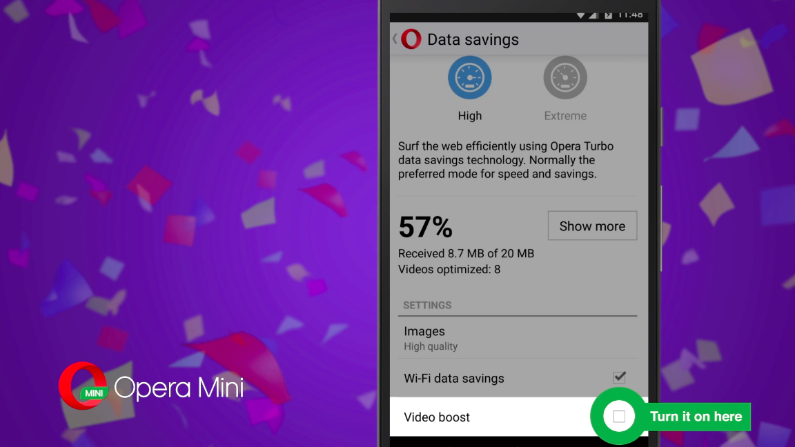 how to download videos on oprea mini
