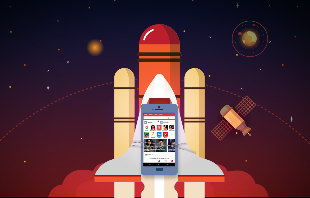 Tingkatkan Kecepatan Internet di Smartphone Android